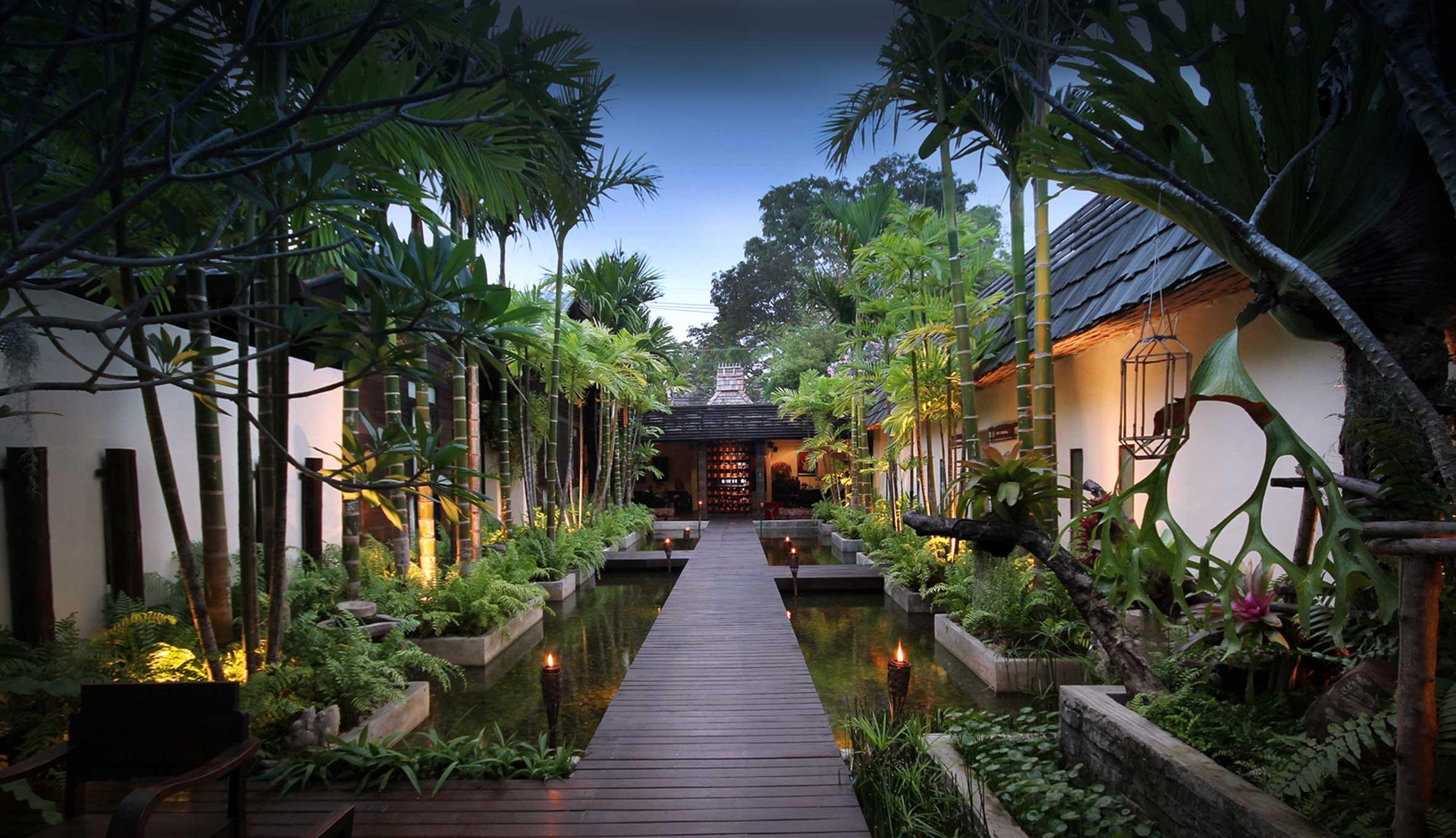 Fah Lanna Spa & Massage | Chiang Mai, Thailand